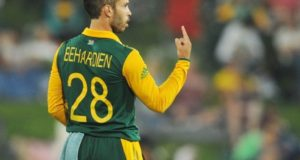 Behardien to captain New look Africa in Sri Lanka T20s 2017