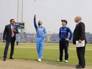 India vs England 2017 T20Is Schedule, Dates, Time Table