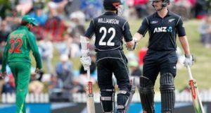 New Zealand vs Bangladesh 2017 T20Is Schedule, Dates