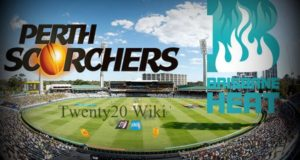 Perth Scorchers vs Brisbane Heat Live Streaming