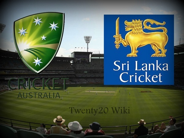 Australia vs Sri Lanka T20 Live Streaming