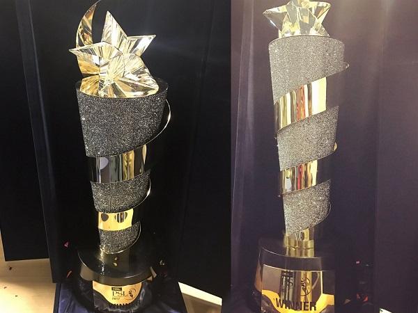 HBL PSL 2017 trophy