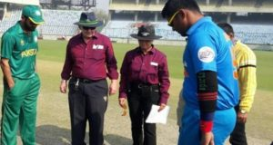 India vs Pakistan Blind T20 World Cup 2017 Final Live Scorecard