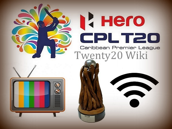 Caribbean Premier League Live Streaming