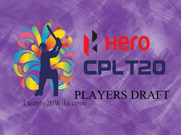 Caribbean Premier League Players Draft