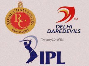 Delhi Daredevils vs Royal Challengers Bangalore Preview