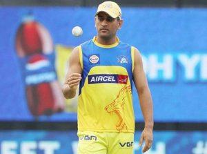 Dhoni CSK captain