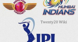 Rising Pune Supergiants vs Mumbai Indians Preview Match-2 IPL 2017
