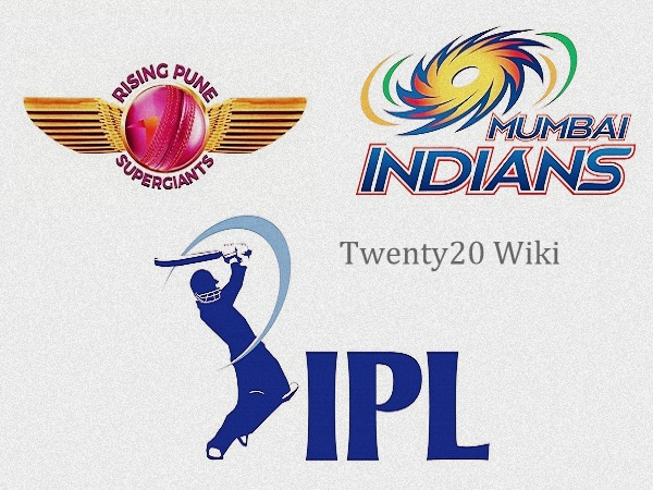 Mumbai Indians vs Rising Pune Supergiants Preview