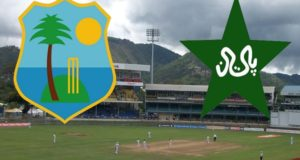 West Indies vs Pakistan 1st T20 Live Streaming 2017