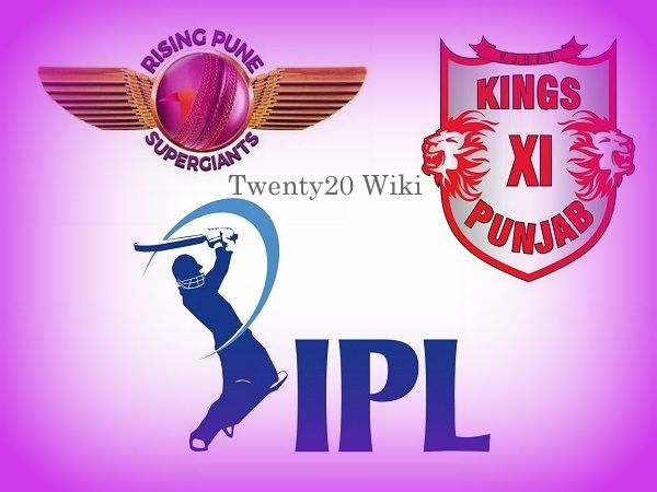 Rising Pune Supergiants vs Kings XI Punjab Preview.