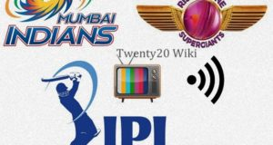 RPS vs MI Live Streaming Match-2 IPL 2017