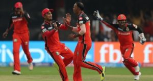 Samuel Badree takes first hat-trick of IPL 2017