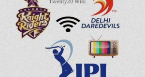 KKR vs DD match-32 Live Streaming, Score 2017 IPL