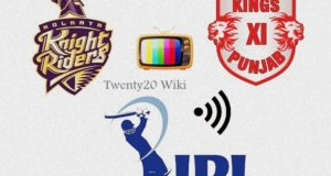 KXIP vs KKR 49th match Live Streaming 2017 IPL