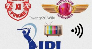 KXIP vs RPS 4th match Live Streaming IPL 2017