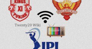 KXIP vs SRH match-33 Live Streaming, Score 2017 IPL