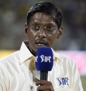 Laxman Sivaramakrishnan IPL commentator