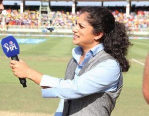 Lisa Sthalekar IPL commentator