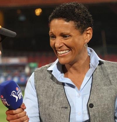Melanie Jones IPL commentator