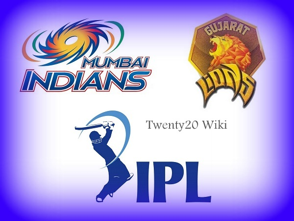 Mumbai Indians vs Gujarat Lions Preview, Predictions.