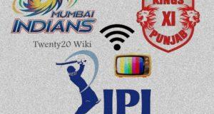 KXIP vs MI Match-22 Live Streaming, Score 2017 IPL 20 April