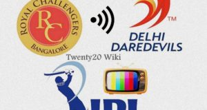 RCB vs Delhi Daredevils 5th Match IPL 2017 Live Streaming