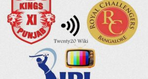 RCB vs KXIP match-43 live Streaming, Score IPL 2017