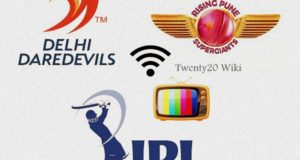 RPS vs DD 9th match IPL 2017 Live Streaming