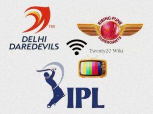 RPS vs DD IPL match live streaming
