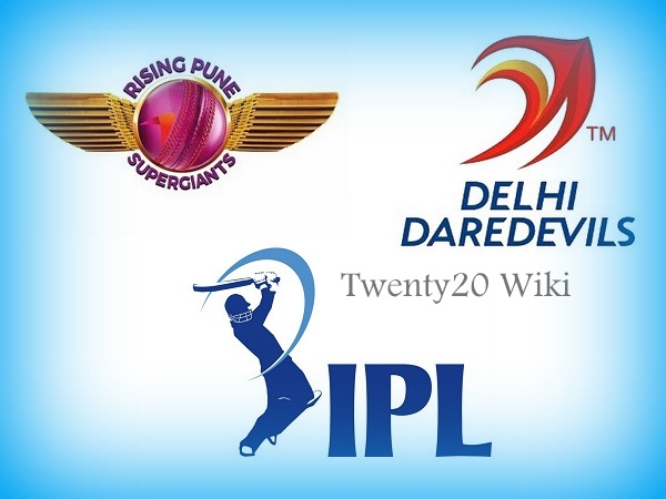 Rising Pune Supergiant vs Delhi Daredevils match prediction