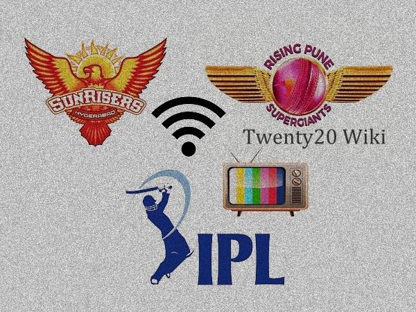 IPL 2017 Match-24: RPS vs SRH live streaming, score