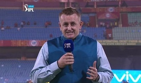 Scott Styris IPL commentator