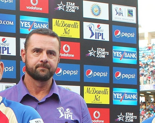 Simon Doull IPL commentator