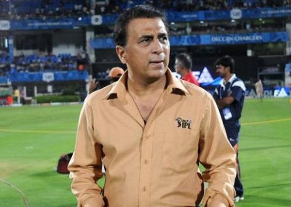 Sunil Gavaskar IPL commentator