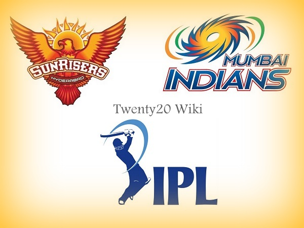 Sunrisers Hyderabad vs Mumbai Indians match preview