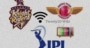 IPL 2017 Match-41: KKR vs RPS Live Streaming, Score