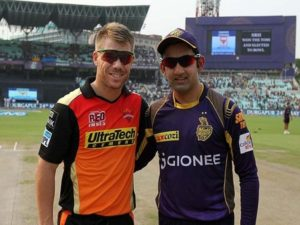 SRH vs KKR Eliminator Predicted Playing XI 2017 IPL