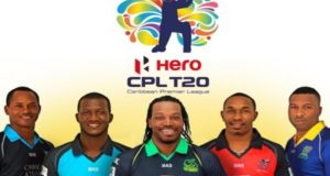 Caribbean Premier League 2017 Teams, Squad