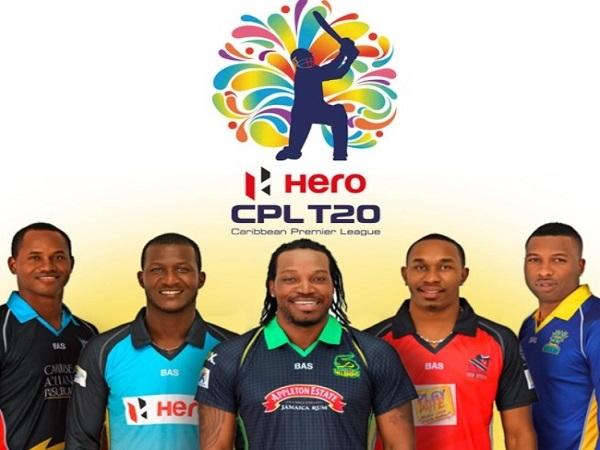 Caribbean Premier League 2017 squads