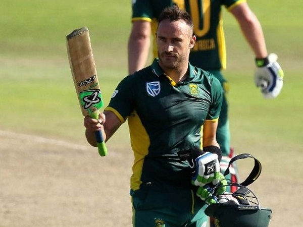 Faf Du Plessis to captain World-X1 against Pakistan in Lahore