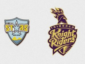 St Lucia Stars vs Trinbago Knight Riders Preview, Prediction