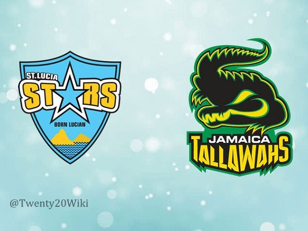St. Lucia Stars vs Jamaica Tallawahs