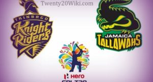 Jamaica Tallawahs vs Trinbago Knight Riders Live Streaming Match-24 CPL 2017