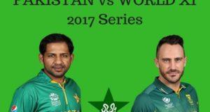 Pakistan vs World XI 2017 2nd T20 Live Streaming, Telecast, Score