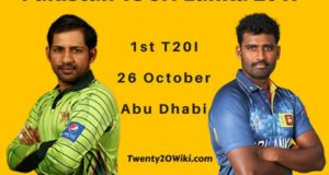 Pakistan vs Sri Lanka 2017: 1st T20 Preview, Prediction, Likely-XI