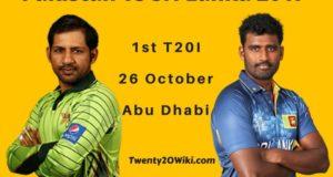 Pakistan vs Sri Lanka 2017: 1st T20 Preview, Prediction, Likely-XI