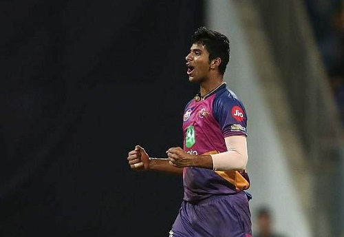 Washington Sundar named in India's T20 squad