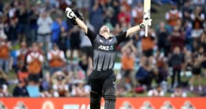 Colin Munro becomes first batsman to score Three T20I Hundreds