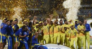 IPL 2018 Final: Chennai Super Kings won Third IPL Title beating SRH